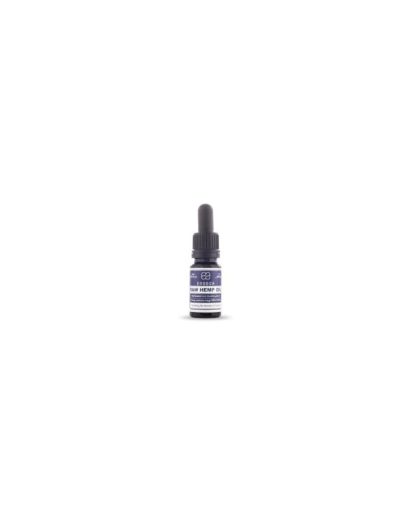 RAW Hemp Oil Drops 300mg CBD+CBDa (3%) - 10ml