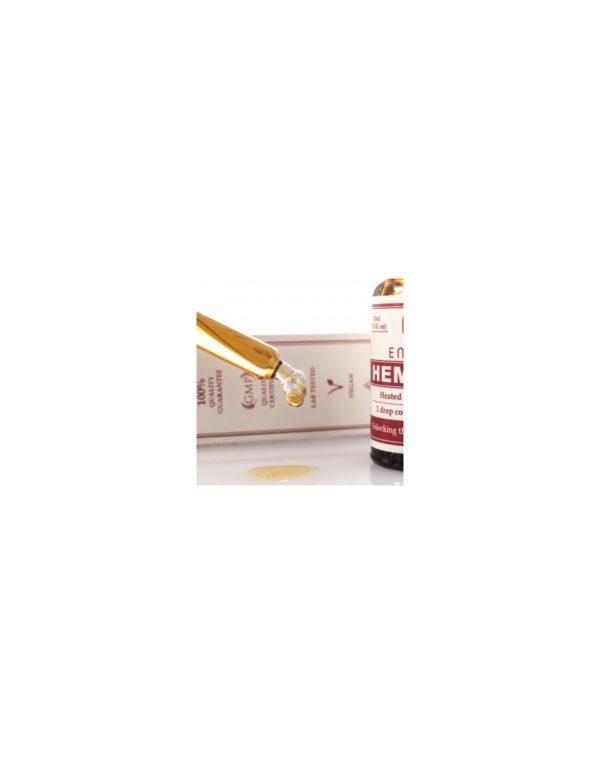 Hemp Oil Drops 1500mg CBD (Cannabidiol)(15%)