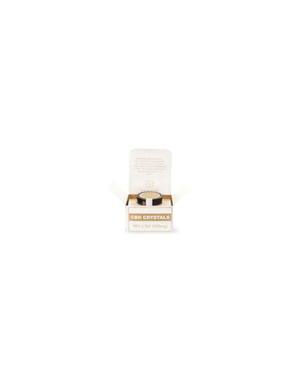 Endoca Κρύσταλλοι Κάνναβης 98% CBD - 500mg