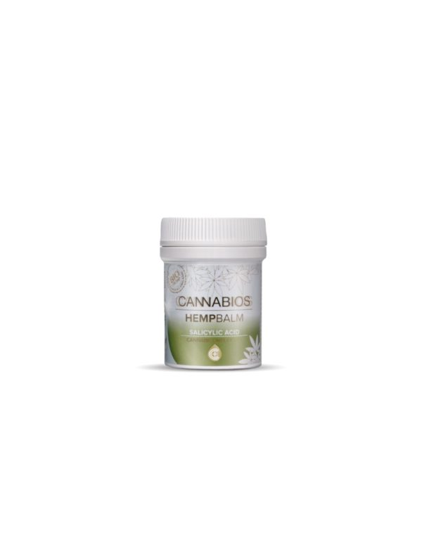 CBD Balm Salicylic Acid Cannabios