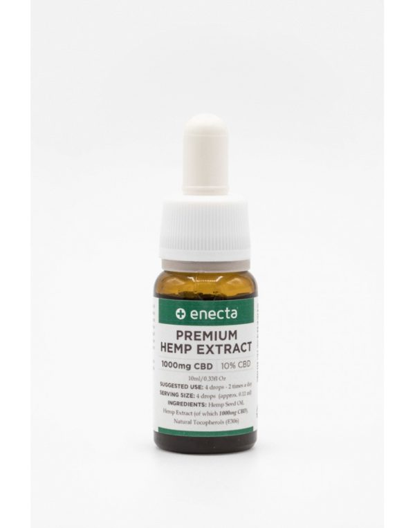 Enecta 10% CBD Oil
