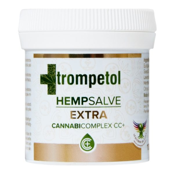 Trompetol Hemp Salve Extra - 100ml