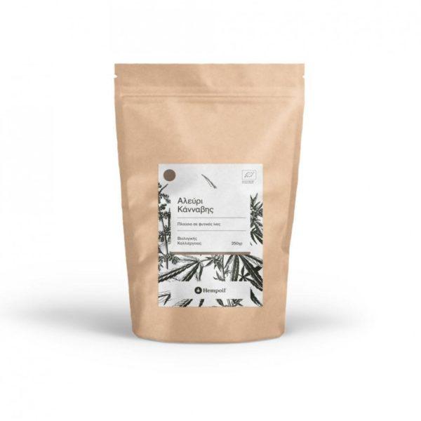 Hemp Fiber Flour Bio - 250gr.