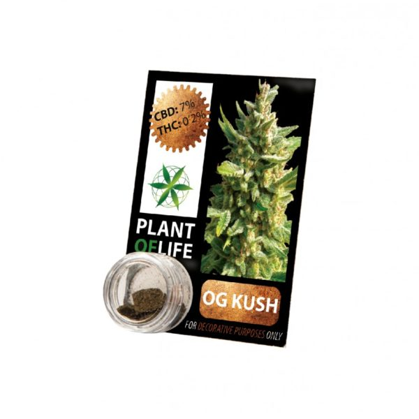 CBD COMPRESS OG KUSH 3,8%