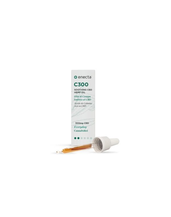 Enecta C300 - 3% CBD Oil - 300mg