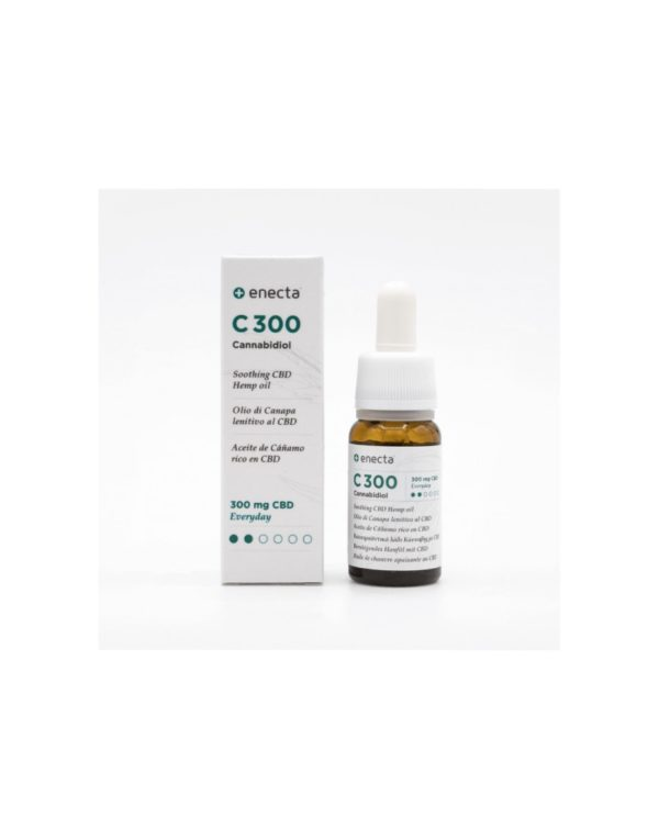 Enecta C300 - 3% CBD Oil (300mg)