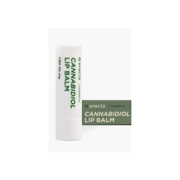 Enecta CBD Balm για τα Χείλη - 50mg