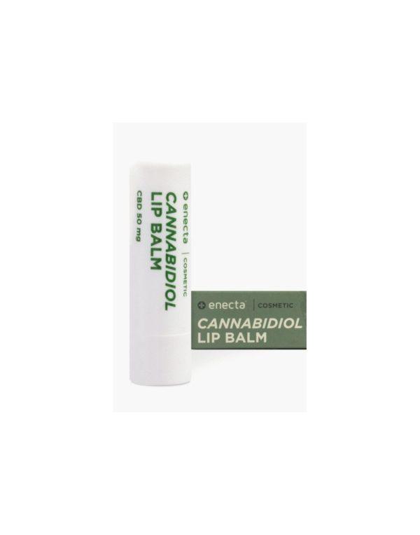 Enecta Lip Balm with CBD Cannabidiol - 50mg