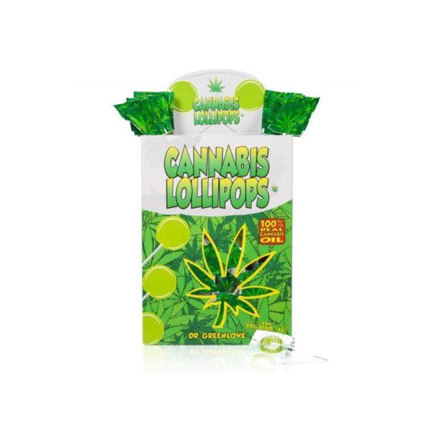CANNABIS LOLLIPOPS – CLASSIC