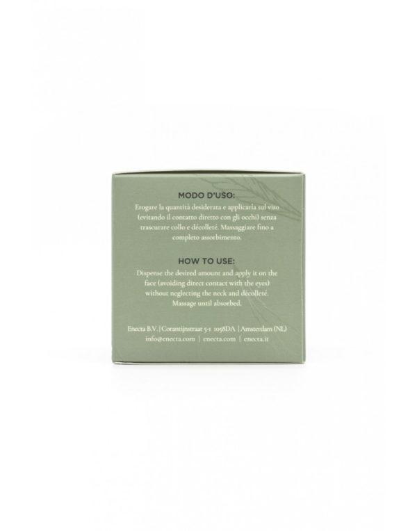 Cannabidiol Anti-Ageing Cream Αντιρυτιδική Κρέμα με Κανναβιδιόλη CBD 700mg σε βαζάκι 50ml, δεξιά πλευρά