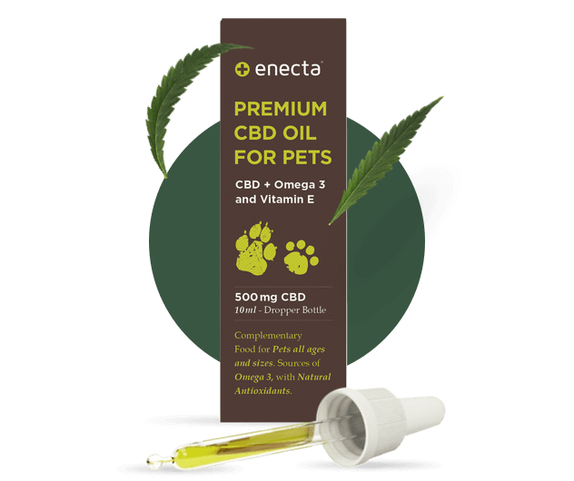 CBD for pets by enecta