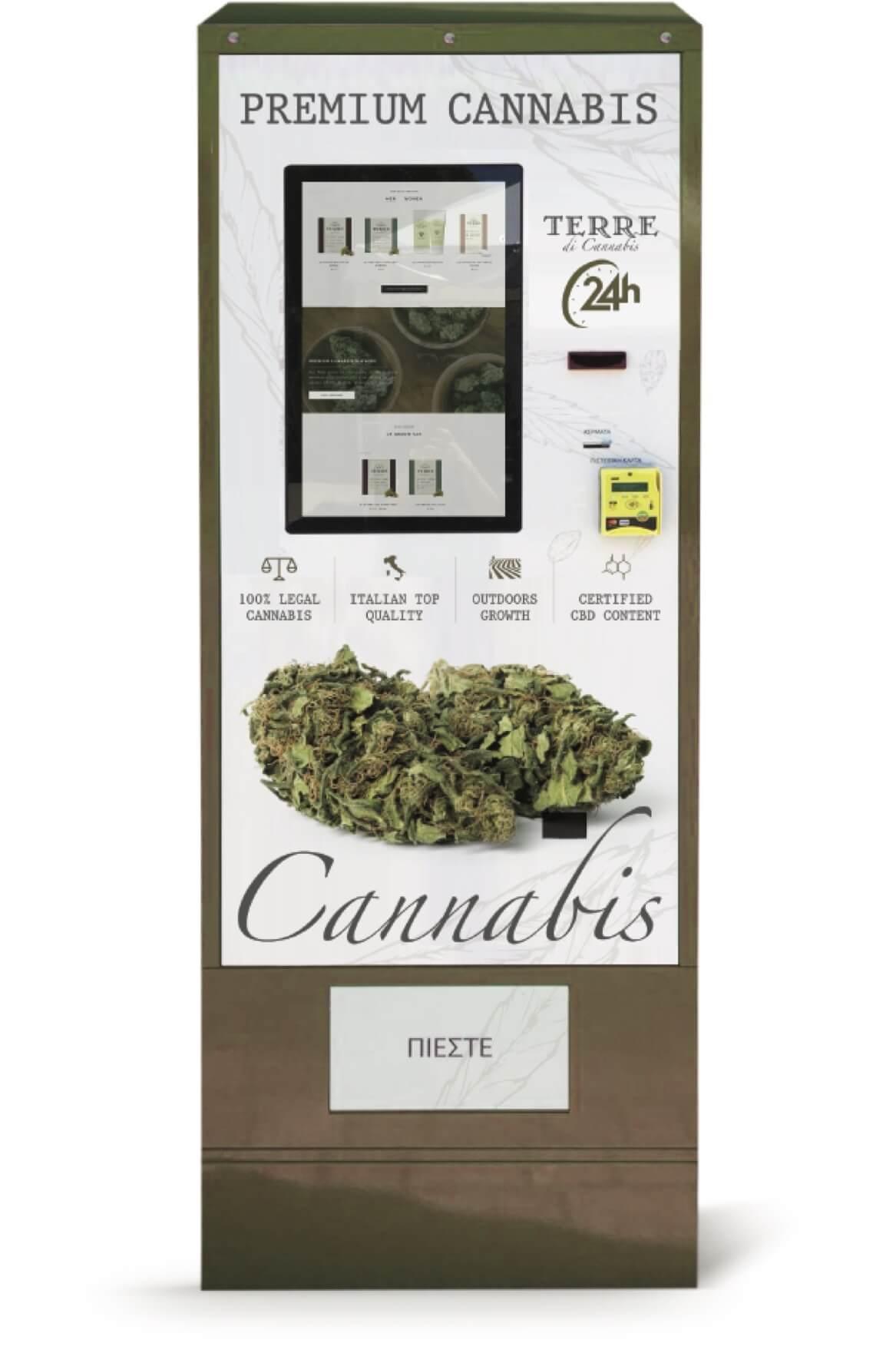 Terre di Cannabis 24h ATIM flowers