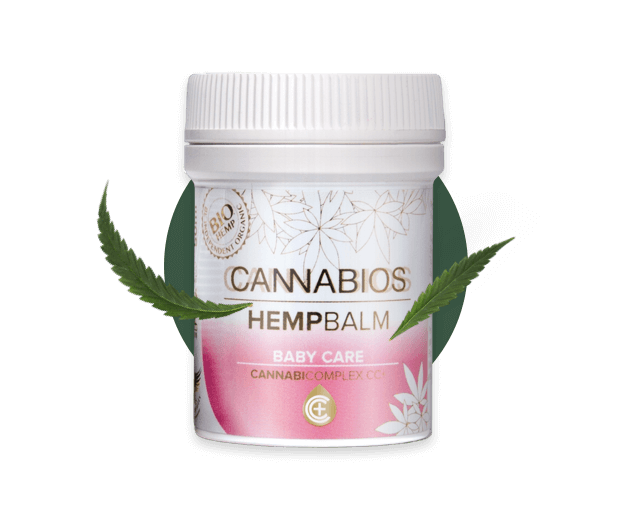 CBD Balm from cannabios