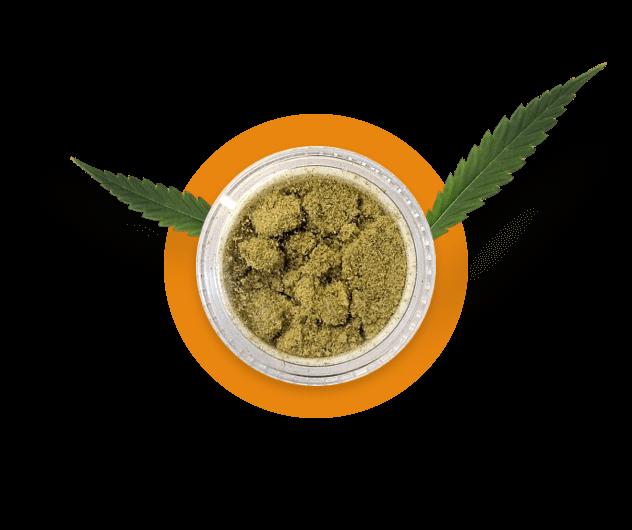 Image of CBD Kief (powder)
