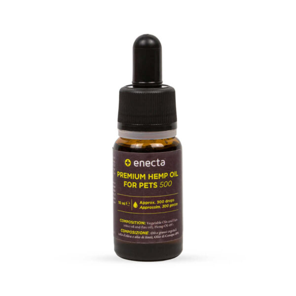 CBD for pets enecta 5% - Bottle