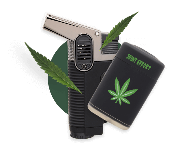 Jet Flame and Torch windproof lighters for cigars, smokes and rolling cigarettes, joints.