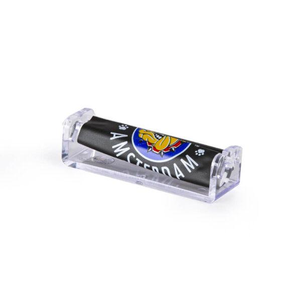 Μηχανάκι στριφτού τσιγάρου πλαστικού The Bulldog Amsterdam.