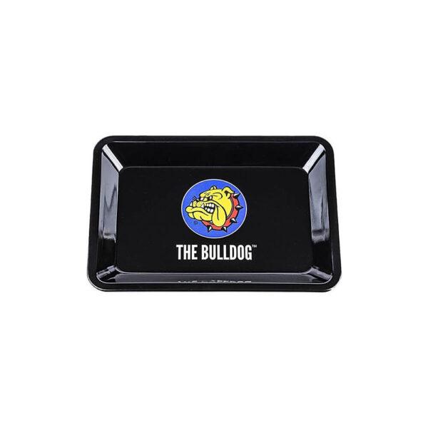 The Bulldog Amsterdam Rolling Tray Δίσκος Στριψίματος για να στρίβετε τα τσιγάρα σας και τους ανθούς κάνναβης.