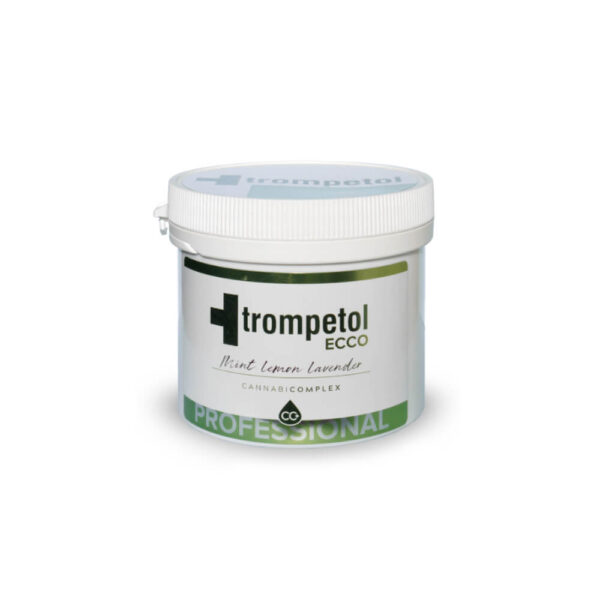 Trompetol Hemp Salve ECCO Mint Lemon Lavender - 100ml - αλοιφή για όλο το σώμα.