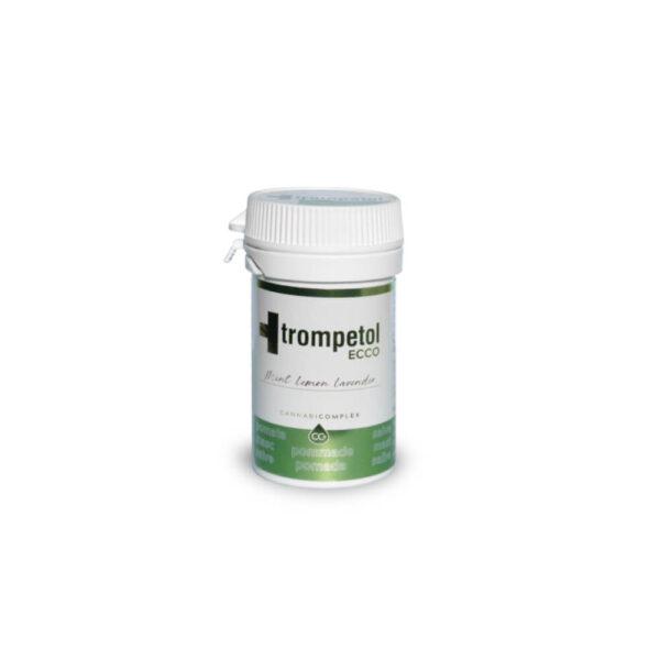 Trompetol Hemp Salve ECCO Mint Lemon Lavender - 28ml - cream for daily use.