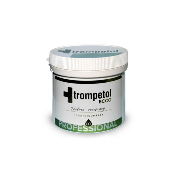 Trompetol Hemp Salve ECCO TeaTree Rosemary - 100ml - αλοιφή για το σώμα