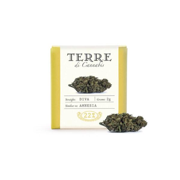 Terre Di Cannabis Diva - 2 grams photo product
