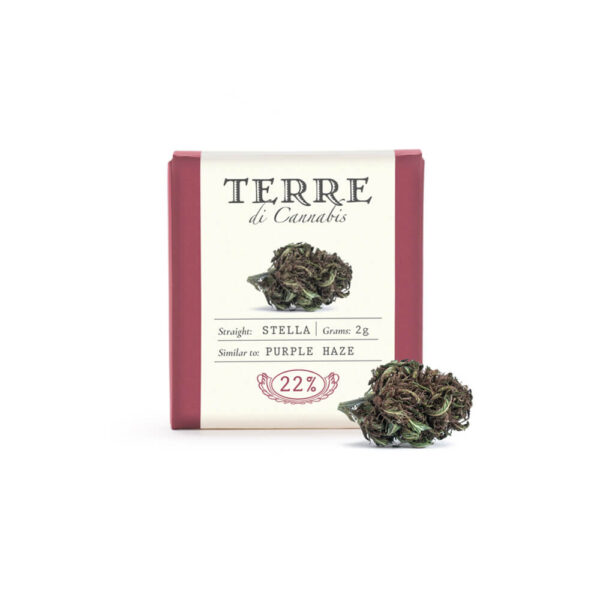 Terre Di Cannabis Stella - 2gr. - product photo