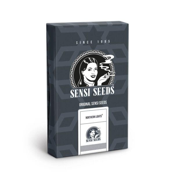 Sensi Seeds | Αυτόματοι Σπόροι Κάνναβης – Northern Lights Auto – 3τεμ - φωτογραφία συσκευασίας