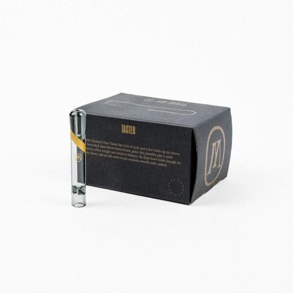 Marley Smoked Glass Taster Συσκευασία οικολογική από το Bob Marley brand