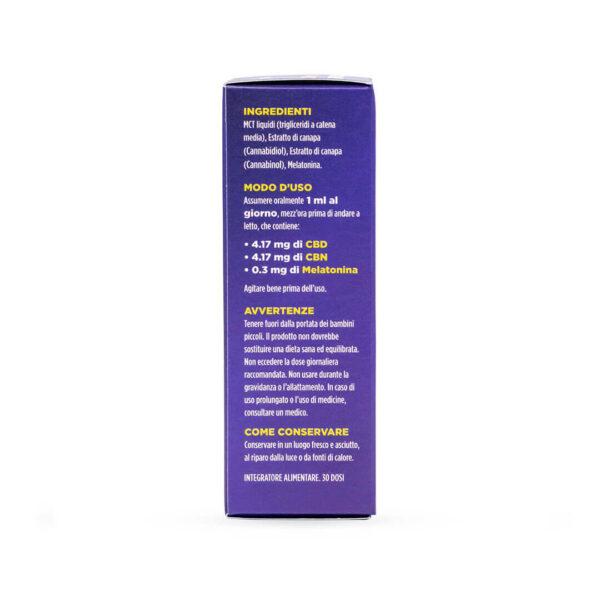 CBNight Formula enecta (CBD, CBN, Melatonin) - Greek Packaging. Best price on Skroutz.